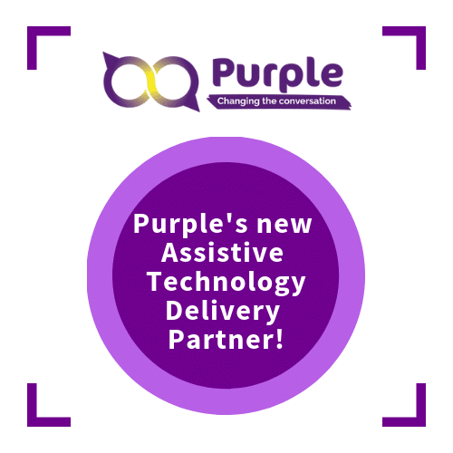 Purple's New Assistive Technology Delivery Partner