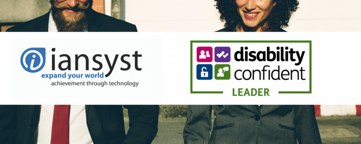Iansyst are Disability Confident Leaders