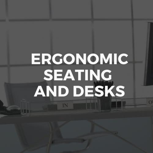 Ergonomic Seating and Desks